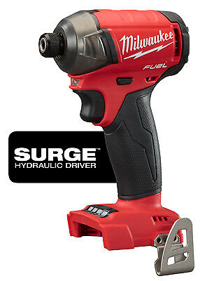 MILWAUKEE ELEC TOOL M18 Fuel Surge Hex Hydraulic Driver, 1/4-In. 2760-20
