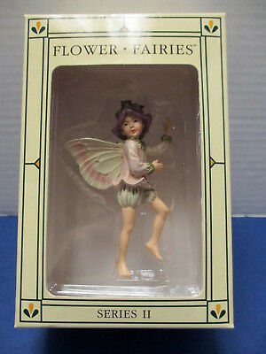 Cicely Mary Barker Flower Fairies Canterbury Bell Ornament Series II w/ Box