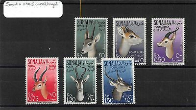 Lot of 24 Somalia MH Mint Hinged Air Mail Stamps #109031 X R