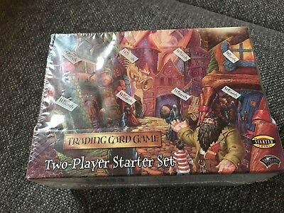 Harry Potter Trading Card Game 8 Two Player Starter SET Orginal Verpackt