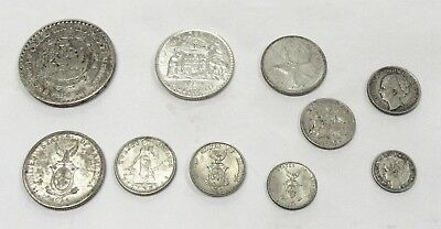 Collector Lot of 61+ Grams of Mixed Silver Coins - Quality Bullion Lot
