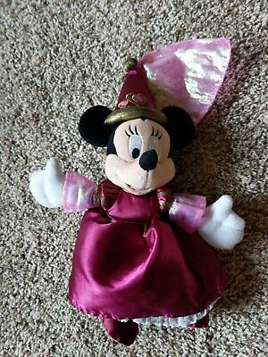 9ea9b7a6a48 Disneyland Resort 50th Anniversary Princess Minnie Mouse Stuffed Plush 12  Inch