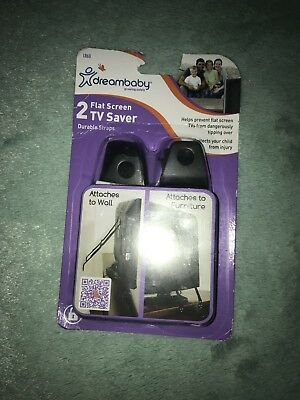Dream Baby Flat Screen Tv Saver New In Package Baby Proof Safety