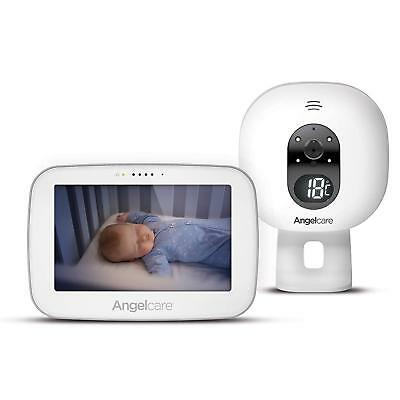 "ANGELCARE AC510 Baby Video & Sound Monitor - 5"" Wide Screen"