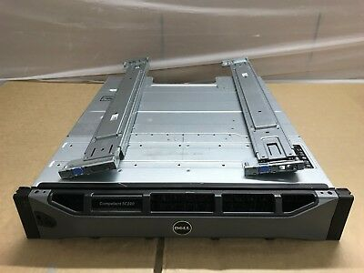 "Dell Compellent SC220 24 Bay 2.5"" SFF JBOD Expansion Enclosure No Disk with Rail"