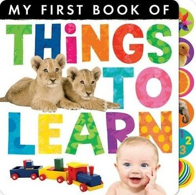 My First Book of Things to Learn, Very Good Books