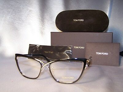 TOM FORD TF 5272 005 Eyeglasses cat eyes New Authentic made in Italy ... 98db1c12e5ff