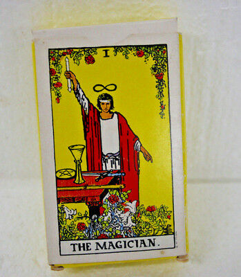 Tarot Card Cards Deck 78 Cards Pocket Edition  by Arthur Edward Waite