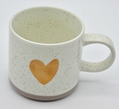 Heart Cup 12 Of Oz Starbucks Gold Mug Tea Coffee 2017 Rose wiXZOuTPk