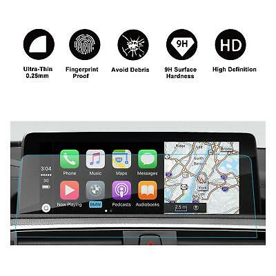 RUIYA GPS Navigation Screen Protector Tempered Glass 8.8in For BMW 2/3/4 Series