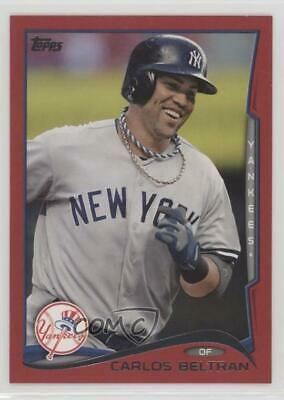 2014 Topps Archives 36 Carlos Beltran New York Yankees