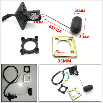 Gas Fuel Tank Sensor Float For GY6 50-250cc Chinese Scooter Moped QMJ157 QMI152