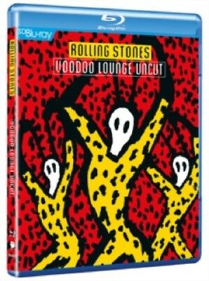 The Rolling Stones Voodoo Lounge Uncut New Region B Blu-ray IN STOCK NOW