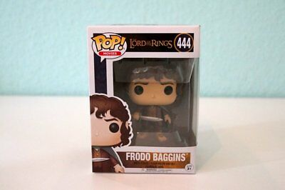 Funko Pop Lord of the Rings # 444 Frodo Baggins