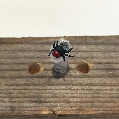 Geocache devious blow fly sneaky hide with waterproof log
