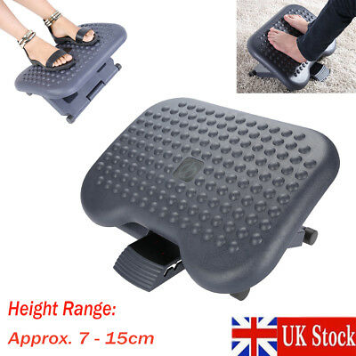 Uk High Quality & Portable Foot Rest Footstoll For Home Office Tilting Machine