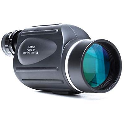 High Monoculars Power Telescope For Adults, Compact 13x50 Brightness And Clear