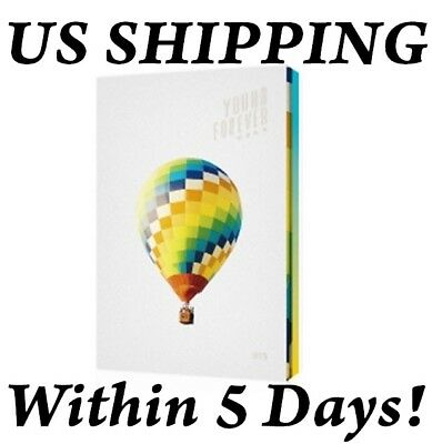 US SHIPPING BTS YOUNG FOREVER Special Album Day CD+POSTER/On+etc+Gift+Tracking