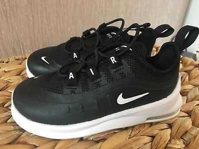 9ffea2b146 NIKE AIR MAX Axis Trainers Infant Boys Uk C 6.5 Brand New Tra 7 ...