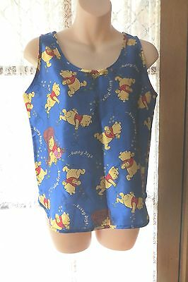 VINTAGE ~ POOH ~ Buzzy Days ~ CAMISOLE * Size 10  * REDUCED !!