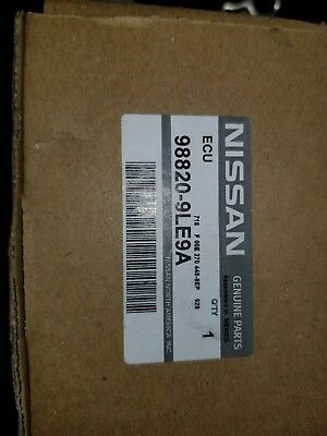 Nissan Micra Air Bag Controller 98820-9LE9A NEW
