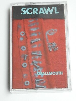 Scrawl - Smallmouth - Cassette Album - Used