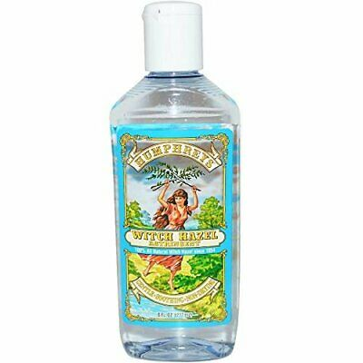 Humphreys Homeopathic Remedies - Witch Hazel Astringent 8 Oz ( Multi-Pack)