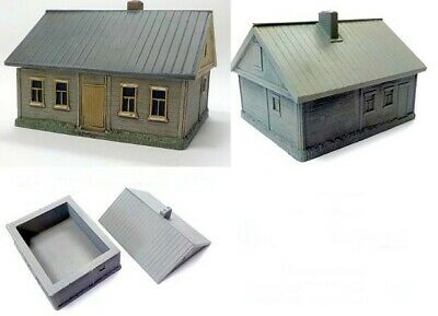 15mm Large Village House (Code 2/003)