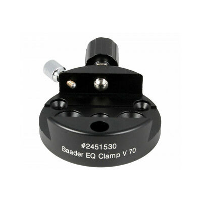 Baader 70mm V-Dove Tail Clamp With One Clamp Screw 2451530, (UK)