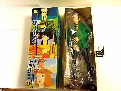Lupin the 3rd ASSEMBLED COLLECTION LUPIN MEDICOM TOY rare Free shipping