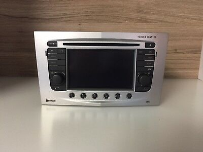 Opel Corsa Head Unit NAV SAT Touch & Connect Chrome Mp3 Bluetooth
