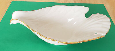 Lenox Candy or Nut Serving Dish with 24K Gold Trim Made in USA