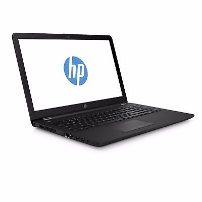 HP Notebook 2VP34ES - AMD 4 Compute Core - 500 GB - DVD-RW - ohne Windows black