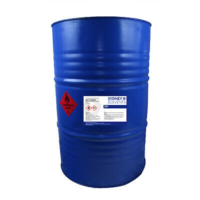 Solvent Based Multi Thinner General Purpose Paint Cleaner 200 Litre