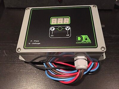 DA Components Softwashing/Window Cleaning High Current Speed/Flow Controller 30A