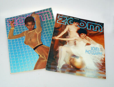 Zoom Magazine (UK edition). issues 12 and 48
