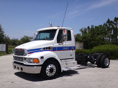 2007 Sterling Acterra M5500 Cab Chassis FL Truck 6.4L L6 Diesel Auto 1 Owner