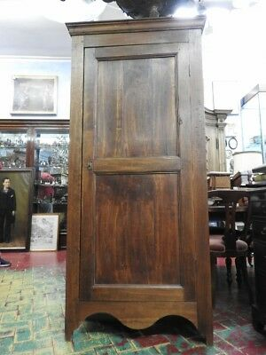 Antique Closet To A'panel Period 1870 About Piedmont Original Period