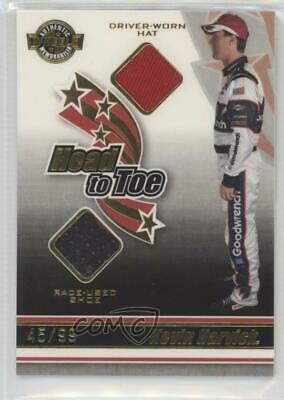 2006 Wheels American Thunder Head to Toe Race-Used #HT10 Kevin Harvick Card