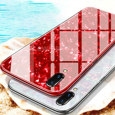 For Apple iPhone XS Max XR 360° Bling Case Shockproof Ultrathin Hard Shell Cover