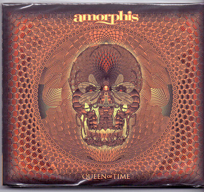 Amorphis – Queen Of Time RARE COLLECTOR'S DIGIPAK! SEALED! FREE SHIPPING!