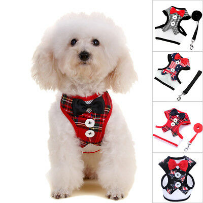 Dog Jacket Rain Coat Clothes Suit Harness Vest Pet Puppy Small Medium