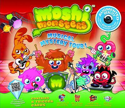Moshi Monsters Musical Mystery Tour : Wh2-Tbl735 : New Book