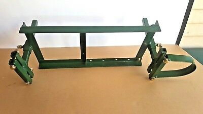 """Portable Chain Saw Mill Attachment Logs Planks Lumber APX24.01GREEN  14""""- 31""""CS"""