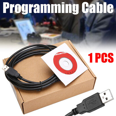 3m PLC Programming USB-CABLE Cable For Siemens LOGO 6ED1 057-1AA01-0BA0 with CD