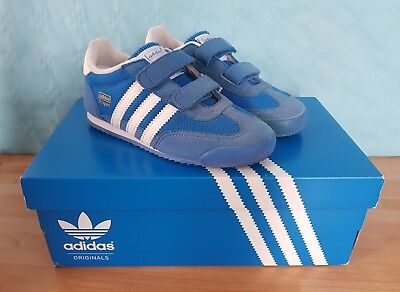 Adidas Enfant Dragon Taille Sport Bleues Comme Chaussures 27 Bw8gsr 3jc54LAqSR