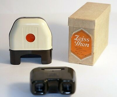 Carl Zeiss Stereo Slide Viewer 1427, Carl Zeiss Illumination Unit 1427/01