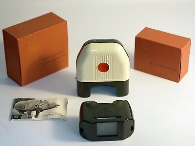 Zeiss Stereo Slide Viewer 1427, Zeiss Illumination Unit 1427/01 +boxes, manual