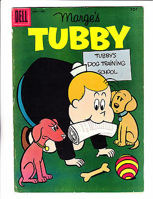 Marge's Tubby  No.25    : 1957 :   : Dog Training Cover! :