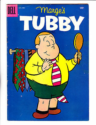 Marge's Tubby  No.20    : 1957 :   : Tie Cover! :
